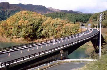 小野草沢橋