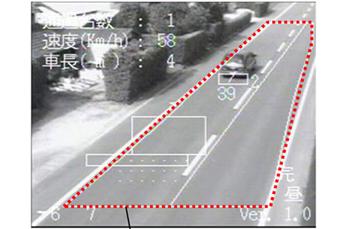 交通状況調査システム